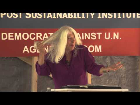 Rosa Koire Speech about Agenda 21