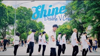 Video [KPOP IN PUBLIC CHALLENGE] PENTAGON(펜타곤) _ Shine(빛나리) Dance Cover by Double V Crew from Vietnam MP3, 3GP, MP4, WEBM, AVI, FLV April 2019
