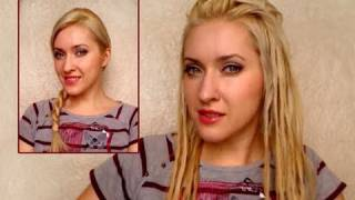 Nonton How to do faux dreads hairstyle for long hair Easy temporary fake dreadlocks Film Subtitle Indonesia Streaming Movie Download