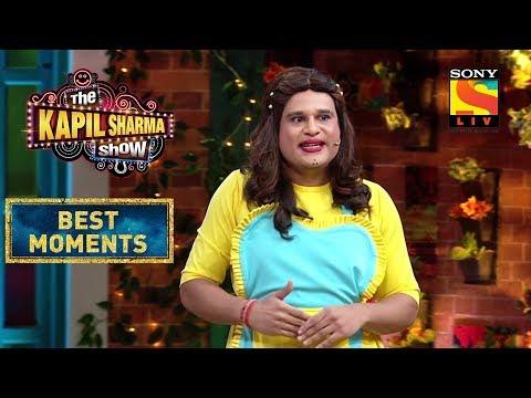 Cheeni Kum Massage Ft. Sapna | The Kapil Sharma Show Season 2 | Best Moments
