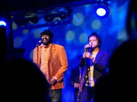 On My Way to Harlem - Gregory Porter at Cheltenham Jazz Festival on May 5th 2012 singing On My Way To Harlem, a track from his latest album 'Be Good' with his special guest Jamie ...
