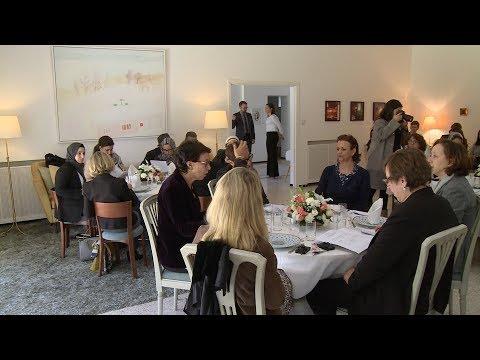 اللقاء الرابع للنادي الدولي للريادة النسائية