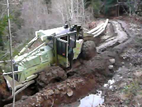 tracteur forestier a samoens