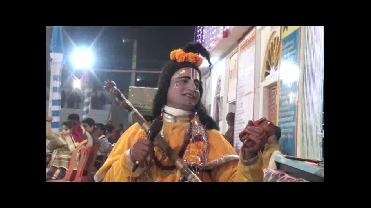 Tadka Vadh Day 6 Shri Ramleela Mela Vdisha 19.01.2019