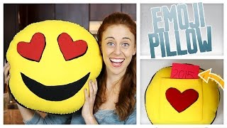 Emoji Pillow - Do It, Gurl - YouTube