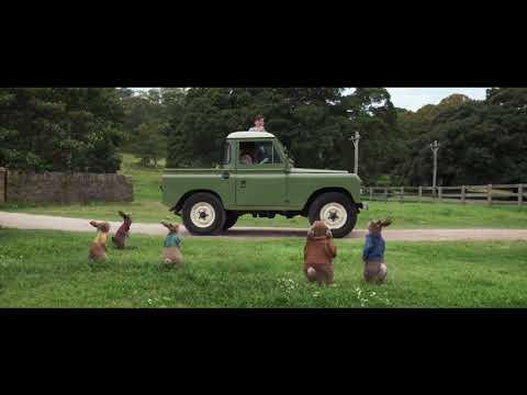Peter rabbit 2: The Runaway trailer dublat in romana