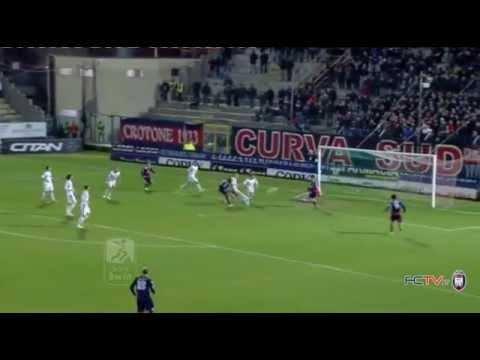 Crotone-Cesena, il Video