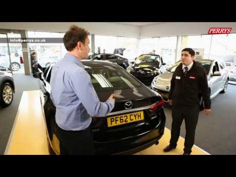 Mazda6 Review presented by Paul O'Neill