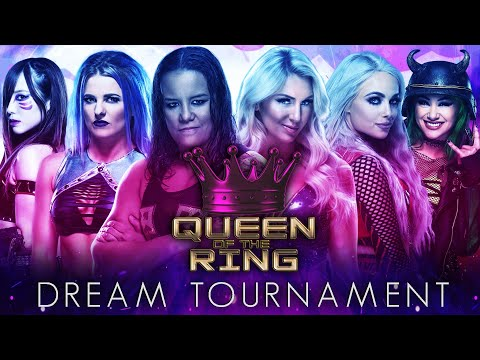 WWE QUEEN OF THE RING 2020 | DREAM TOURNAMENT
