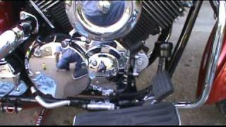 5. 2008 Yamaha V Star 1100 Classic Oil Change Part 2.mpg