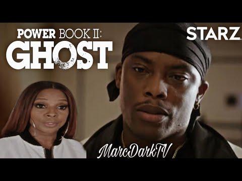 POWER BOOK II: GHOST EPISODE 3 CLARITY SCENE RECAP!!!