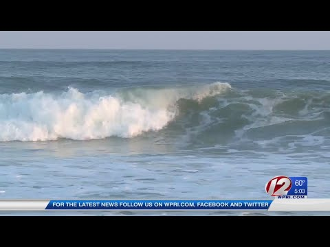 Hurricane Chris impacting local waters; Horseneck Beach closed