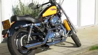7. (Almost) Walkaround 2002 Harley-Davidson  XL 1200C Sportster Custom