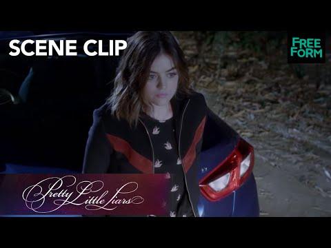 Pretty Little Liars | Season 7 Episode 18: Aria's Unexpected Passenger | Freeform