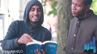 MUST SEE!! Christian Amazed by Quran Left Speechless