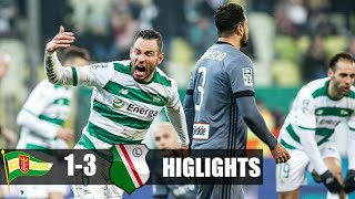 Video Lechia Gdansk vs Legia Warszawa Ft - (1-3) All Golls & Higlights 12/3/2018 • MP3, 3GP, MP4, WEBM, AVI, FLV Juli 2018