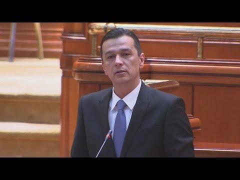 Ρουμανία: Απορρίφθηκε η πρόταση μομφής κατά της κυβέρνησης