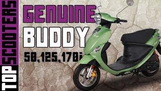 3. Genuine Buddy Scooter (50cc, 125cc & 170i)