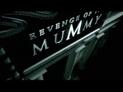 Revenge of The Mummy Universal Studios Florida TV Commercial (2004) [SD]