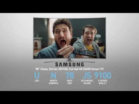 SAMSUNG UN78JS9100 ( JS9100 ) Curved 4K SUHD Smart TV // FULL SPECS REVIEW #SamsungTV