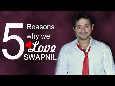 Video 5 Reasons Why We Love Swapnil Joshi! download in MP3, 3GP, MP4, WEBM, AVI, FLV January 2017