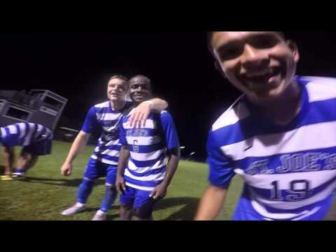Saint Joseph's College Men's Soccer 2015 Season Highlights