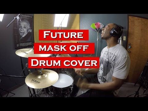 Kenneth Benson - Future - Mask Off Drum Cover