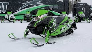 9. 2015 Arctic Cat ZR 7000 RR Review