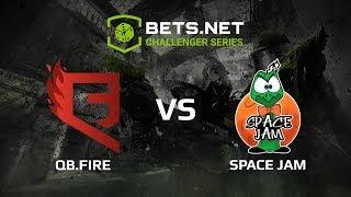 QB.Fire vs Space Jam, Bets.net Challanger Series