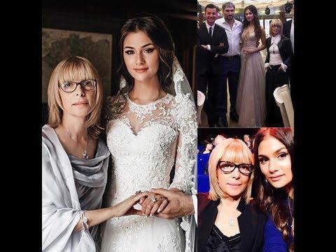 ВЕРА ГЛАГОЛЕВА-её дочь Анастасия Свадьба  (июль 2017)Анастасии и Александра Овечкина(хоккеиста) (видео)