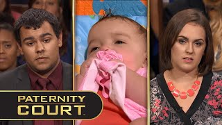 Video Man Claims They Were Never Intimate (Full Episode) | Paternity Court MP3, 3GP, MP4, WEBM, AVI, FLV Januari 2019