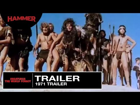 Creatures The World Forgot (1971 Trailer)