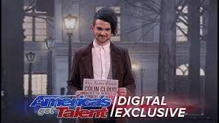 Video The Magnificent Magic of Colin Cloud - America's Got Talent 2017 MP3, 3GP, MP4, WEBM, AVI, FLV Juli 2018