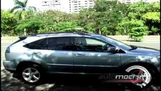 TEST DRIVE LEXUS RX350 2008 AUTOMOCION TV