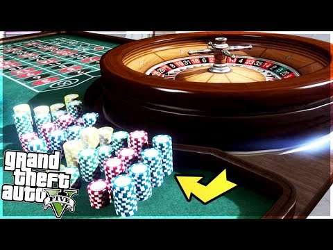 GTA 5 - GET RICH QUICK AT THE GTA ONLINE CASINO RESORT??