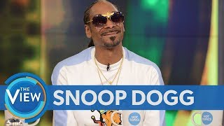 Video Snoop Dogg Weighs In On Kanye's Controversial Comments, Friendship With Martha Stewart | The View MP3, 3GP, MP4, WEBM, AVI, FLV Desember 2018