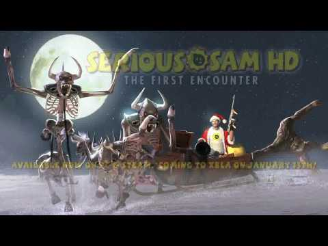 Serious Sam HD: The First Encounter (CD-Key, Steam, Region Free)