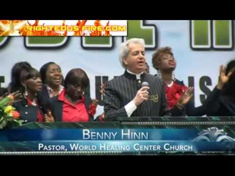 Benny Hinn - Who Is The Holy Spirit? - Part 1 - January 5, 2012