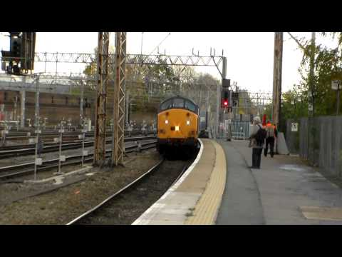 Crewe: Expect the Unexpected (22nd November 2013)
