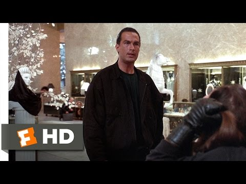 Marked for Death (3/5) Movie CLIP - Mall Madness (1990) HD