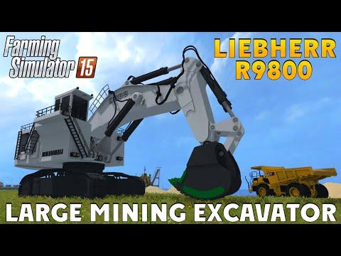 LIEBHERR R9800 v1
