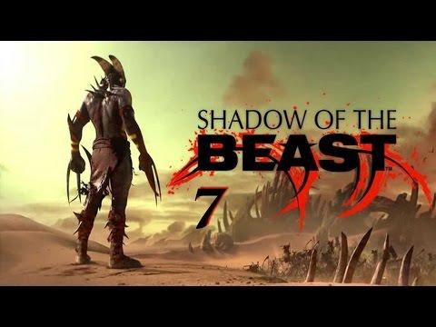 Прохождение Shadow of the Beast#7 - Все концовки