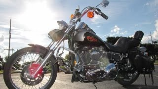 10. 1996 Harley-Davidson DYNA WIDE GLIDE FXDWG