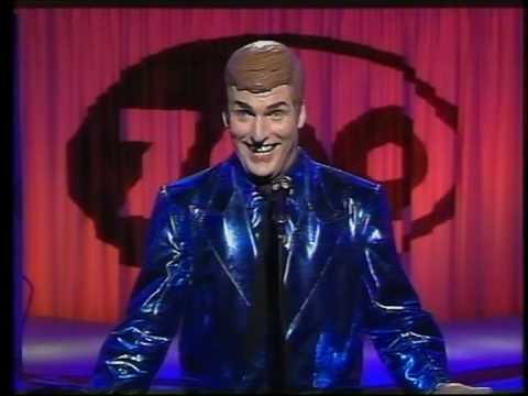 Mr. Zed, The Robot Comedian