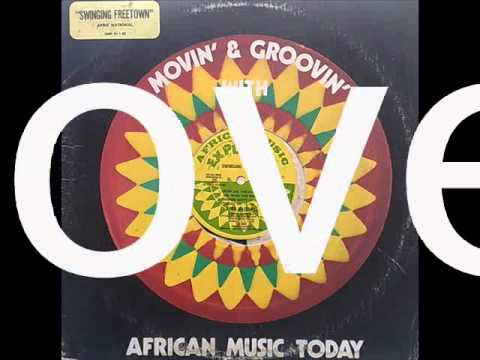AFRO NATIONAL Wonde muye RARE AFRO KILLER TUNE