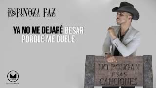 Espinoza Paz - Por Qué Creí En Ti (Videolyric)