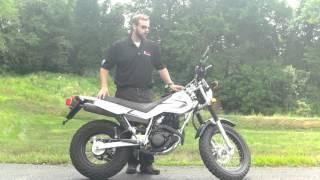 4. 2008 Yamaha TW200
