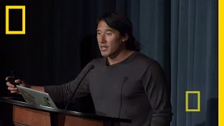 Video Photographer Jimmy Chin: Climbing Yosemite | Nat Geo Live MP3, 3GP, MP4, WEBM, AVI, FLV November 2018