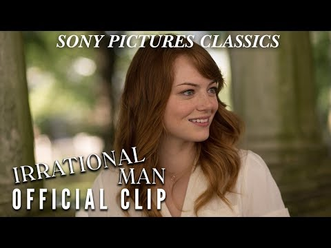 """Irrational Man   """"Randomness and Chance"""" Official Clip HD (2015)"""