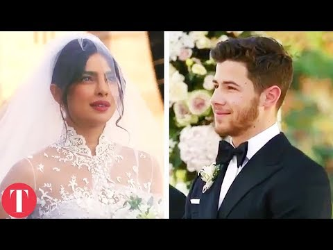 Moments You Didn't See From Nick Jonas And Priyanka Chopra's Wedding (behind The Scenes)